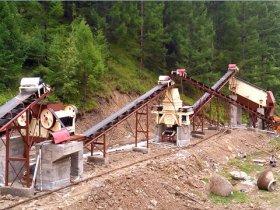 制砂机是一种生产建筑用砂和石料的专用制砂生