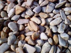 固定式鹅卵石制砂生产线设备配置及价格