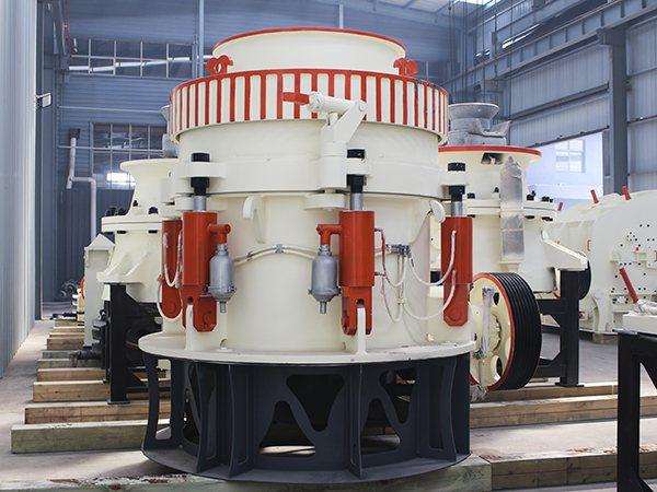 HP多缸液压圆锥破碎机-砂石生产液压圆锥破碎机