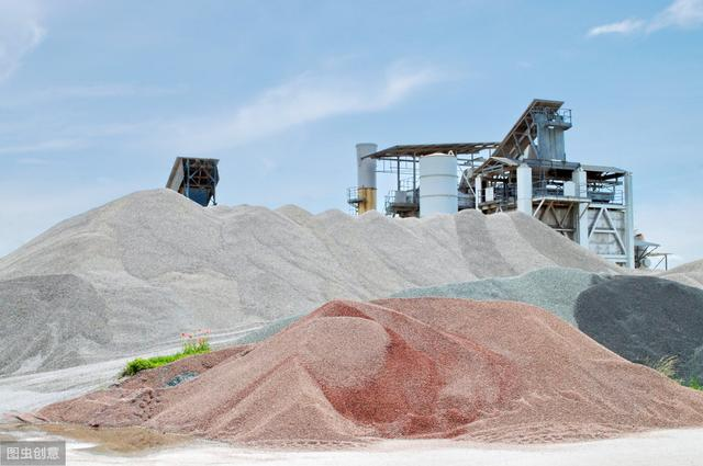 砂石价格疯涨!现在都流行砂老板了!聪明的人都开办砂石厂了