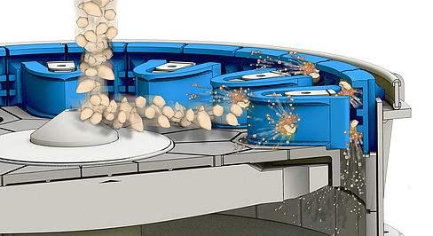 制砂机结构