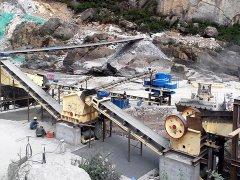 河卵石制砂生产线设备组