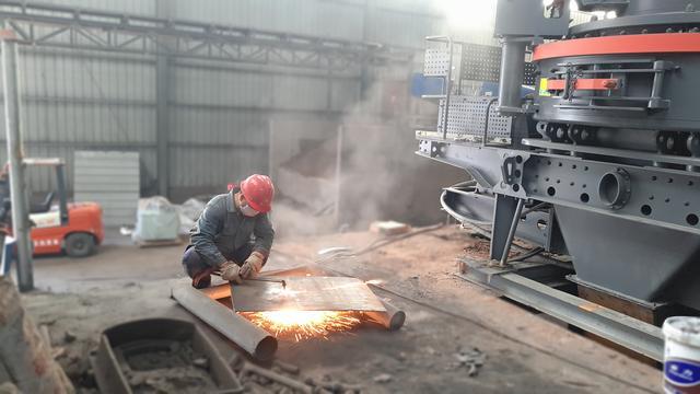 石头制砂机厂家