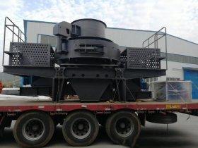 VSI冲击式制砂机是人工机制砂领域的优选设备