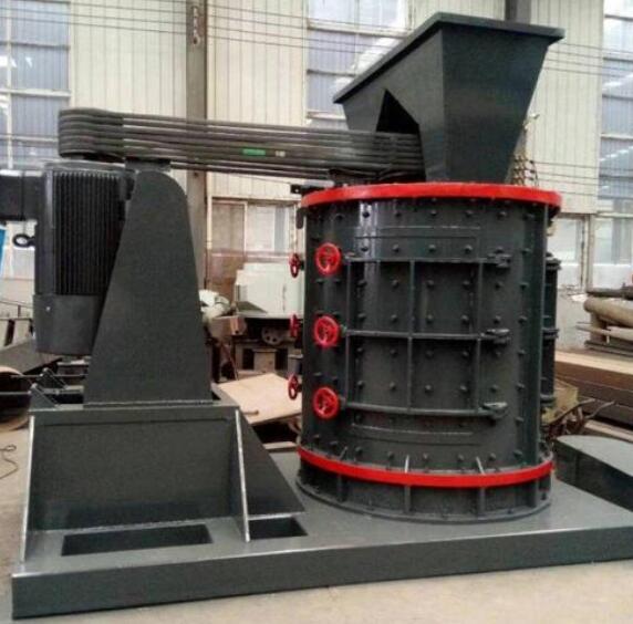 立轴式制砂机