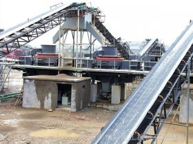 用石头制砂机打机制砂的生产线整套方案该如何