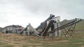 砂石料厂破碎设备有哪些机器?