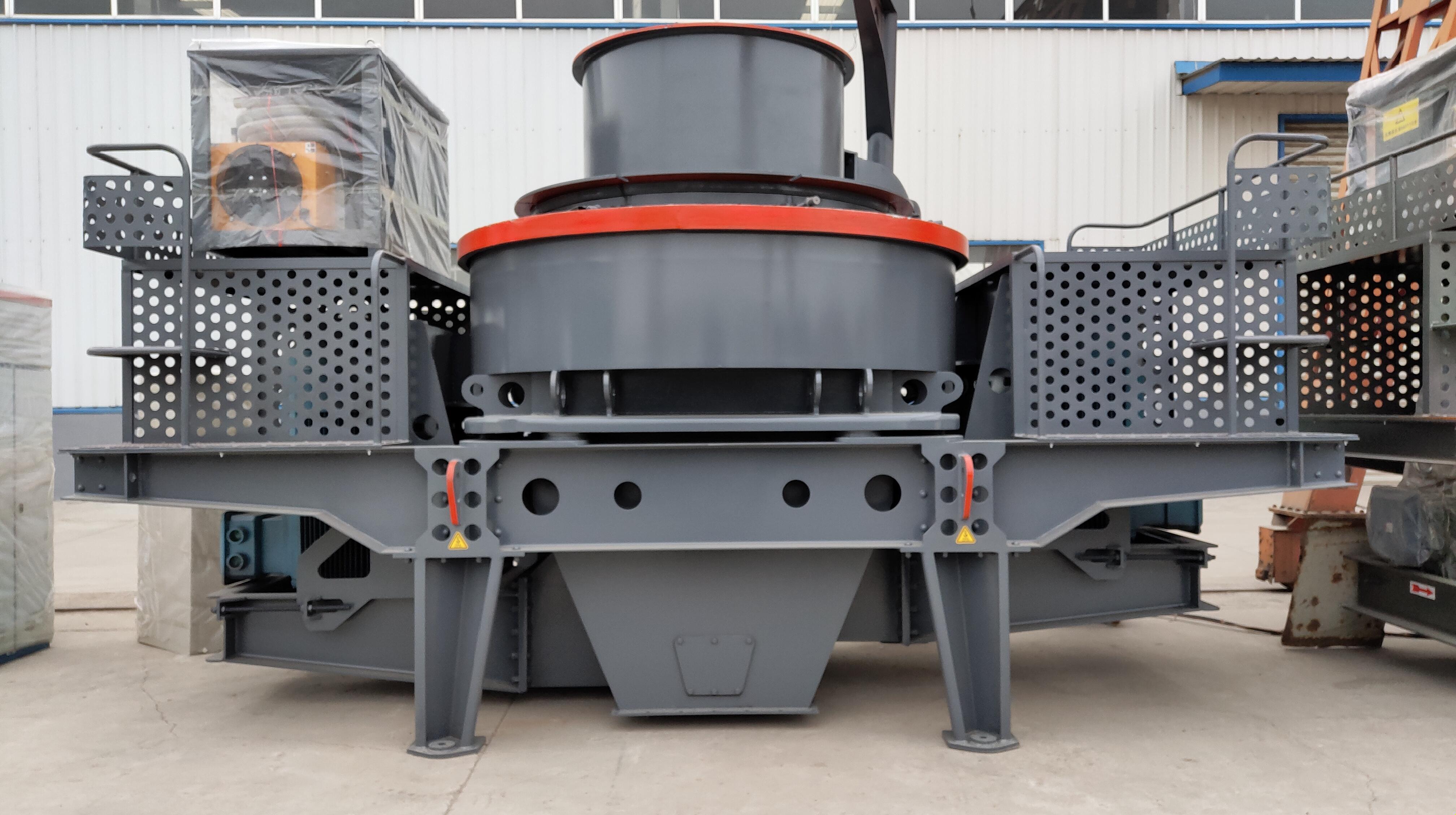 冲击式制砂机