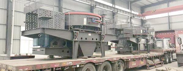 时产50方河卵石制砂生产线都需要哪些设备