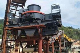 新型制砂机制砂生产线设备配置,你想要
