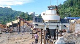 小型制砂机设备及生产线