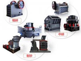 小型制砂机,生产效率高