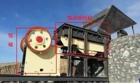 矿山机械中的经典粗破设备鄂式破碎机