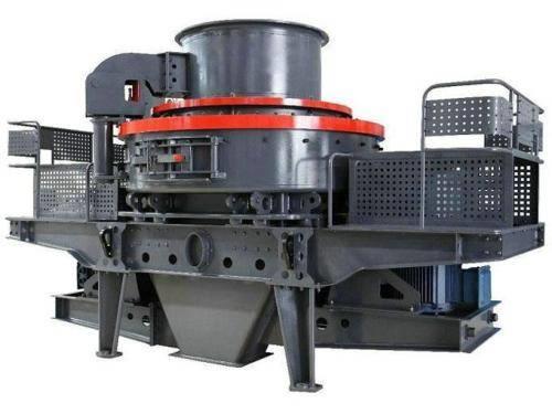 冲击式制砂机是工业生产中常用的机械制